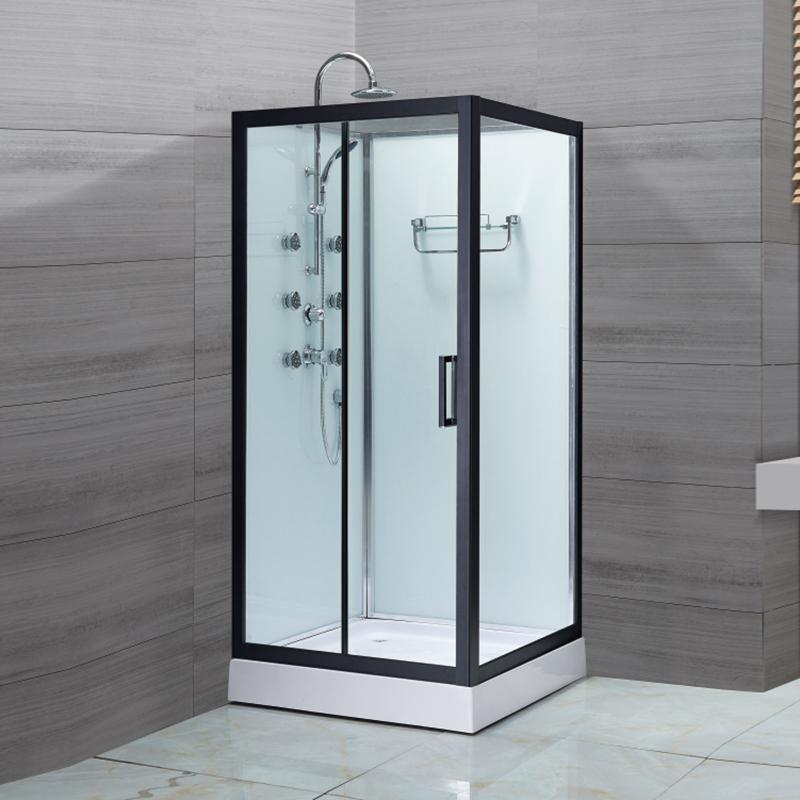 黑色铝合金简易房-LX-1003