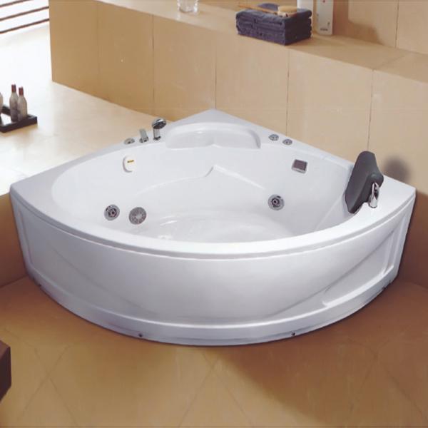 带空气开关的亚克力浴缸-LX-225