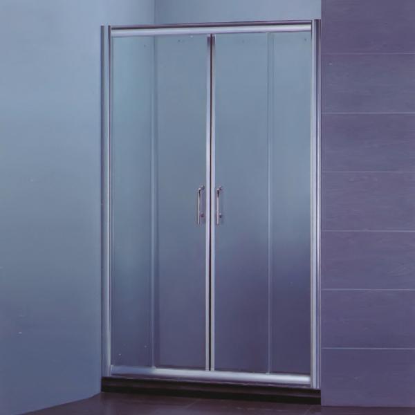 铝合金滑动淋浴屏风-LX-3069
