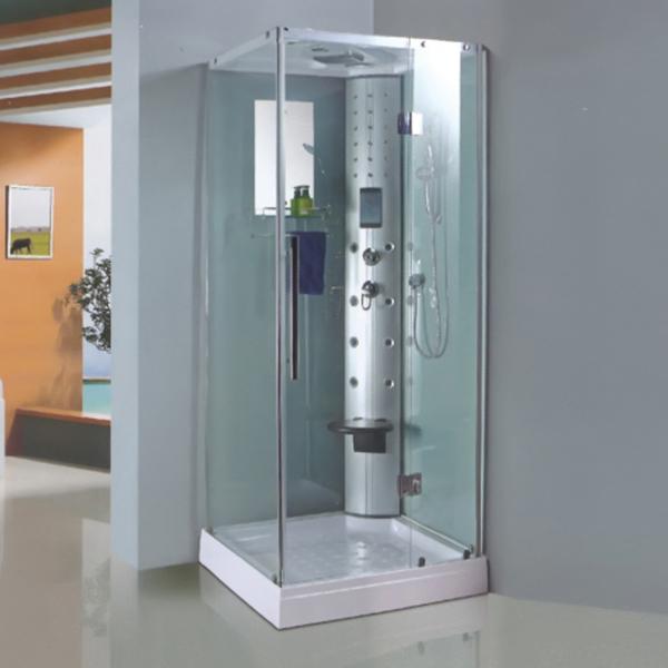 触摸屏电脑板淋浴房-LX-5043